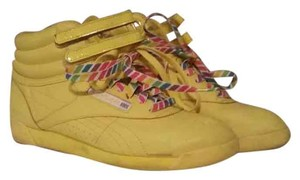 Reebok Yellow Athletic