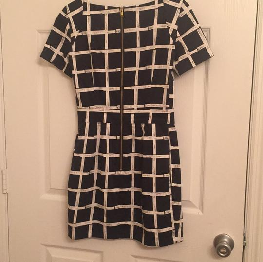 French Connection Black/white Dress 50%OFF