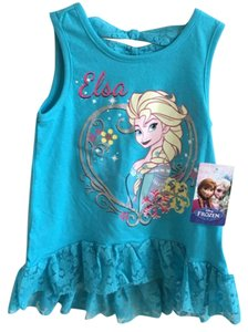 Disney short dress Blue on Tradesy
