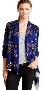 Anthropologie Gardens Cardigan Coat