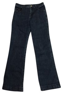 St. John Straight Leg Jeans-Medium Wash