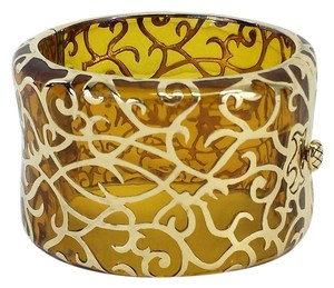 Angelique de Paris Demi Jezebel Vermeil Amber & Gold Bracelet