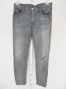 Womens Goldsign Ag Adriano Straight Leg Jeans