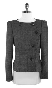 Escada Grey Wool Jacket