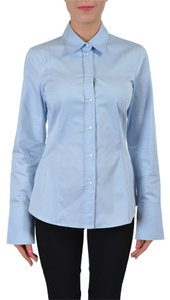 Hugo Boss Button Down Shirt Light Blue