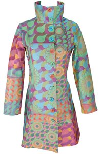 Desigual Jacket Buttons Coat