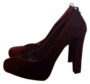 Dolce Vita Plum Purple Platforms