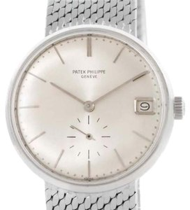 Patek Philippe Patek Philippe Calatrava Vintage Automatic 18k White Gold Watch 3514