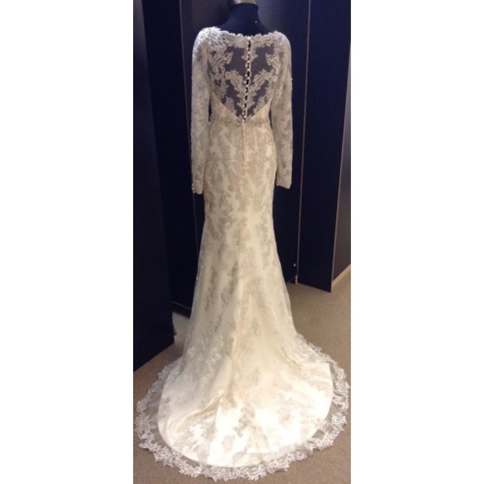 Maggie sottero anastasia wedding dress on sale 20 off for Best way to sell used wedding dress