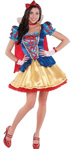 Disney Adult SM Snow White Costume