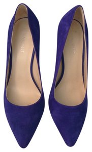 Nine West Riyal blue suede Pumps
