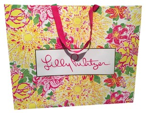 Lilly Pulitzer Large Gift Pulitzer Gift Set Pulitzer Gift Tote