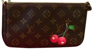 Louis Vuitton Takashi Murakami Murkami Shoulder Bag