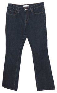Levi's Boot Cut Jeans-Dark Rinse