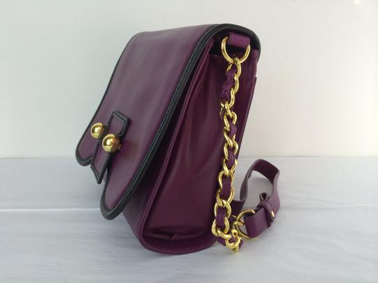 Botkier Lucy Leather Crossbody Shoulder Bag Image 1