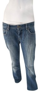 Chip and Pepper Cut Relaxed Fit Jeans-Medium Wash