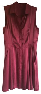 Theory short dress Plum on Tradesy