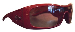 Dior Christian Dior Cannage Red Sunglasses