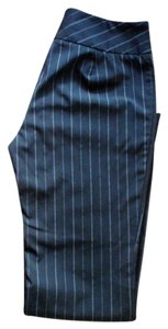 The Limited Office Boot Cut Pants black with stripes