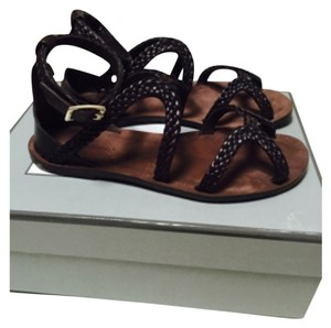 Tom Ford Brown Sandals
