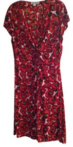 Chetta B. by Sherrie Bloom and Peter Noviello short dress Red on Tradesy