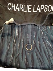 Charlie Lapson Charles Leather Shoulder Bag
