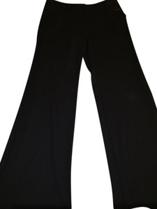New York & Company Tall Boot Cut Pants Black