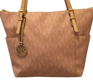 Michael Kors Tote in Light Pink