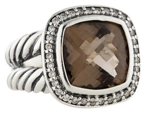 David Yurman David Yurman Smoky Quartz Albion Ring