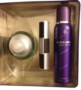 Black Light Gift Set For Women.