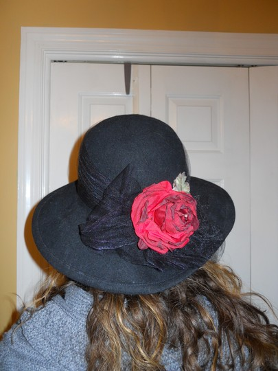 Other wide brim wool hat Image 1