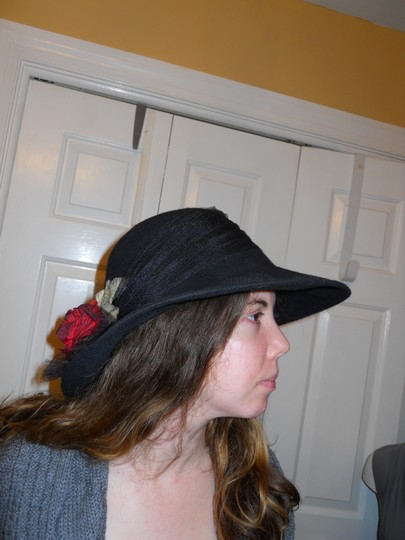 Other wide brim wool hat Image 11