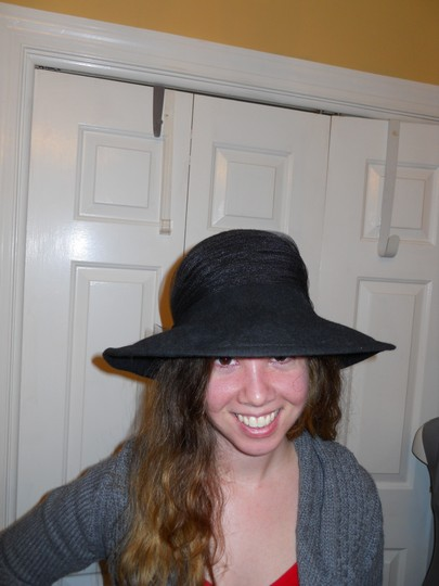 Other wide brim wool hat Image 2