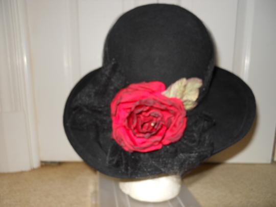 Other wide brim wool hat Image 3