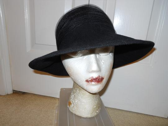 Other wide brim wool hat Image 5