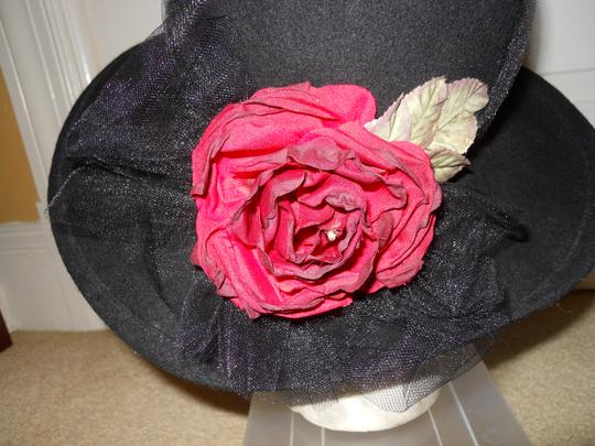 Other wide brim wool hat Image 7