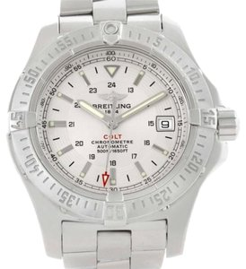 Breitling Breitling Colt Automatic Stainless Steel Mens Watch A17380