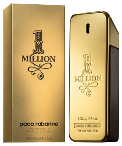 Other ONE MILLION by Paco Rabanne 3.4 oz ( 100 ML ) EDT Spray Men - SEALED
