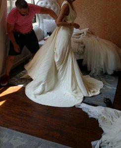 Leanne Marshall Leanne Marshall Silk Dress Wedding Dress