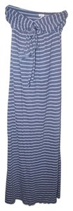 Blue Stripes Maxi Dress by Splendid