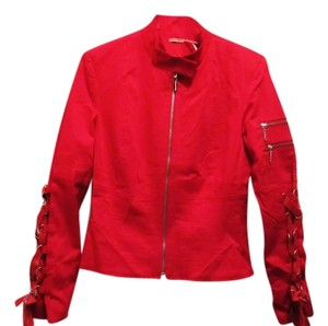 Max Studio Motorcycle Jacket