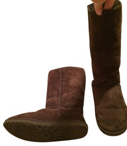 UGG Australia Classic Tall Brown Boots