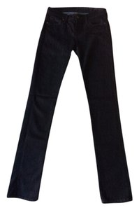 Citizen Straight Leg Jeans-Coated
