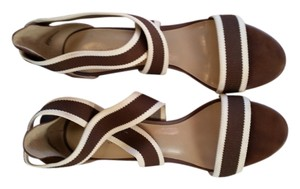 Ann Taylor Brown Sandals