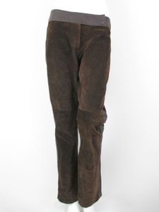 Wilsons Leather Maxima Suede 100 Leather Casual Pants