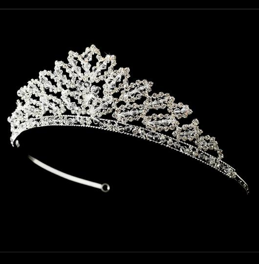 Sparkling Swarovski Crystal Wedding Bridal Tiara