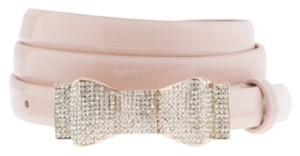 J.Crew J.Crew Crystal Bow Belt