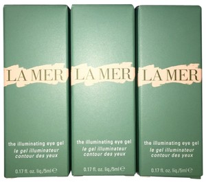 La Mer Set of 3 La Mer The Illuminating Eye Gel Samples (15ml)