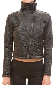 SOLOW Quilted Moto Jacket