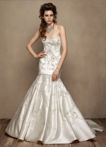 Lazaro Lz3607 Wedding Dress